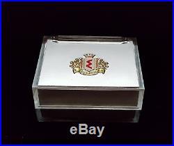 14k Gold 10 Diamond Wedding Engagement Ring Set Vintage With Box