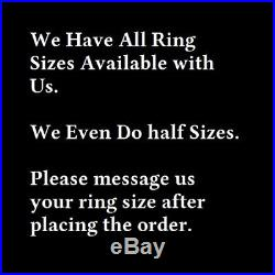 2ct Estate Vintage Prong Setting Oval Diamond Engagement Wedding Ring All Size