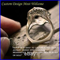 Certified 3.50Ct Princess Cut Diamond Bridal Set Engagement Ring 14K White Gold