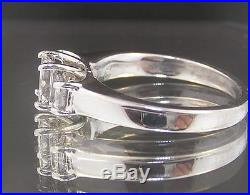 Platinum & Diamonds Vintage Estate Engagement / Wedding / Anniversary Ring