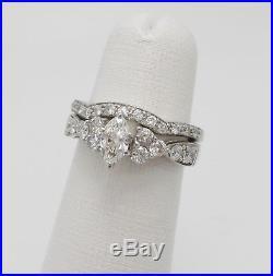 Zales Vintage Wedding Rings